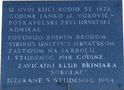 janko-vukovic-spomen-ploca