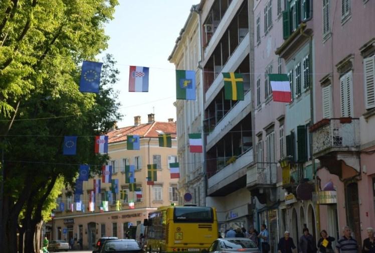 pula zastave