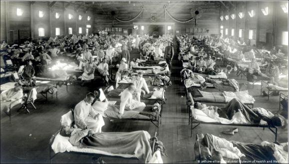 Španjolska gripa 1918